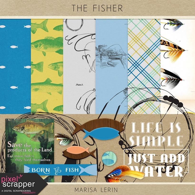 The Fisher Mini Kit Free Digital Minikit